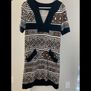 ~ DVF Silk Dress in a size 4 classy and comfy ~